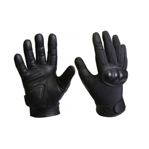 Nomex Hard Knuckle Tactical Black Glove