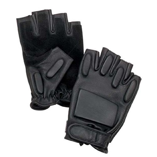 Tactical Fingerless Rappelling Protection Gloves