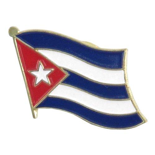 Cuba Lapel Flag Pin