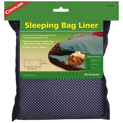 Coghlans 0140 Rectangular Sleeping Bag Liner