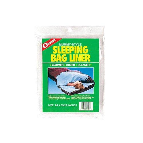 Coghlans 0145 Mummy Sleeping Bag Liner