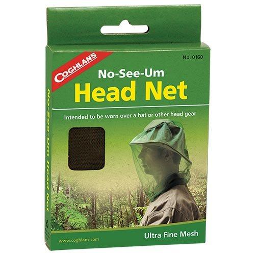 Coghlans 0160 No-See-Um Head Net