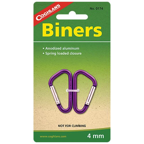 Coghlans 0174 4Mm Mini-Biners