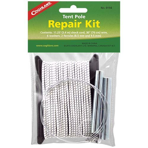Coghlans 0194 Tent Pole Repair Kit
