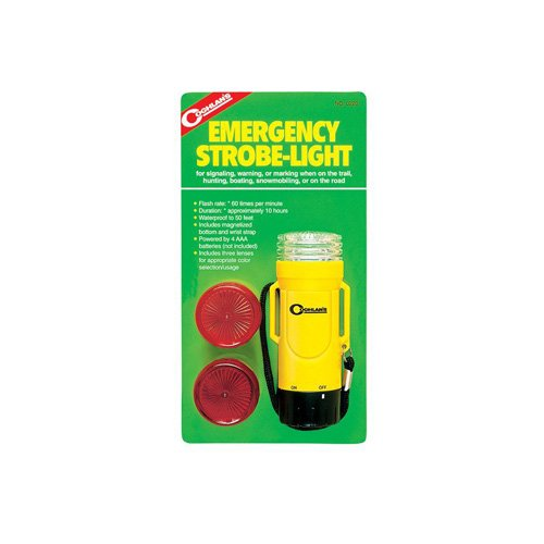 Coghlans 0220 Emergency Light Strobe