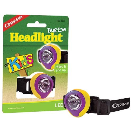 Coghlans 0237 Kids Bug-Eye Headlight