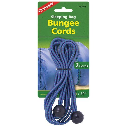 Coghlans 0302 Sleeping Bag Bungee Cords