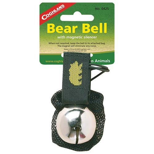 Coghlans 0425 Bear Bell