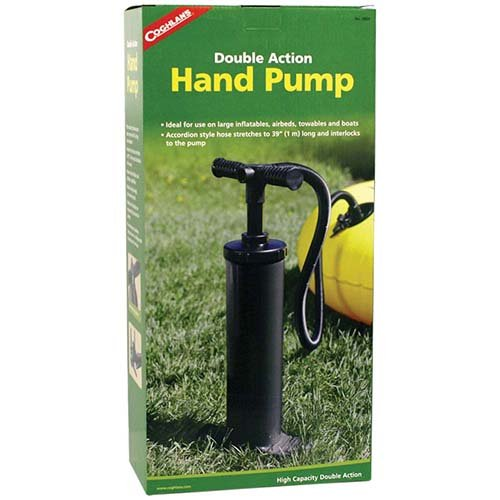 Coghlans 0824 Double Action Hand Pump