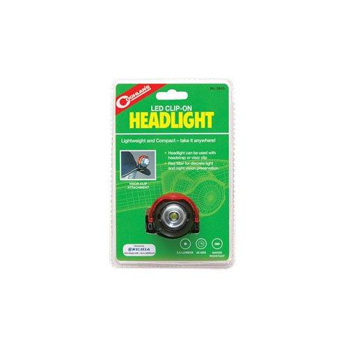 Coghlans 0843 LED Clip-On Headlight