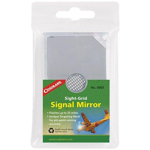 Coghlans 0905 Sight - Grid Signal Mirror