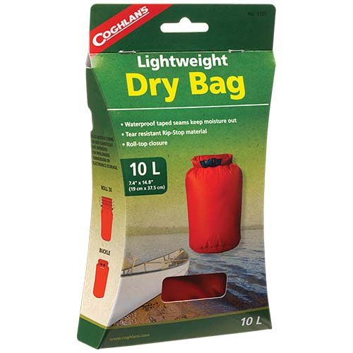 Coghlans 1107 10L Lightweight Dry Bag