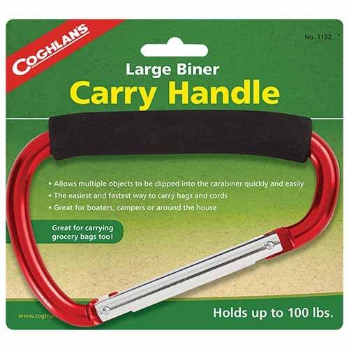 Coghlans 1152 Large Biner Carry Handle