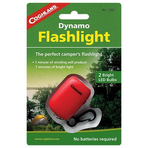 Coghlans 1202 Dynamo Flashlight