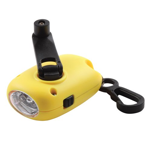 Coghlans Compact Wind-Up Flashlight