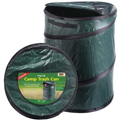 Coghlans 1219 Pop-Up Camp Trash Can
