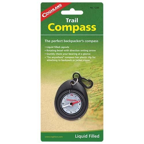 Coghlans 1235 Trail Compass