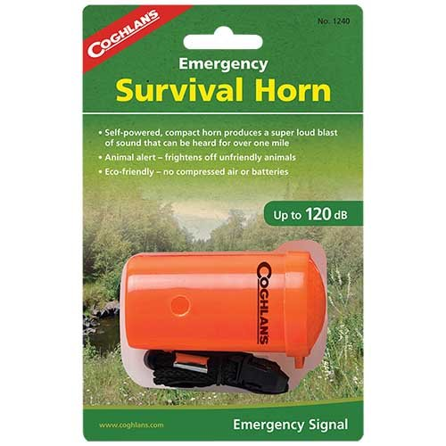 Coghlans 1240 Emergency Survival Horn