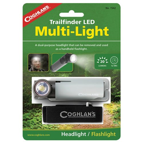 Coghlans 1542 Trailfinder LED Multi Light