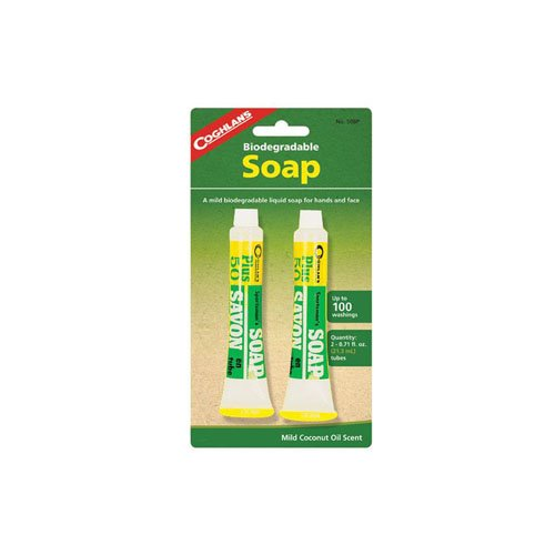 Coghlans 50BP Sportsmans Soap