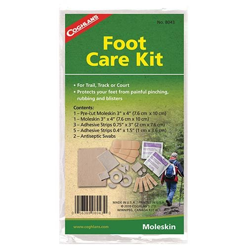 Coghlans 8043 Foot Care Kit