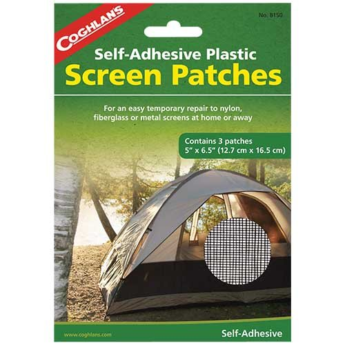 Coghlans 8150 Screen Patches