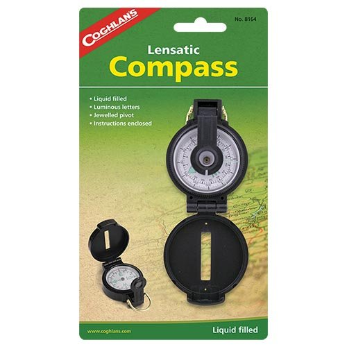 Coghlans 8164 Lensatic Compass