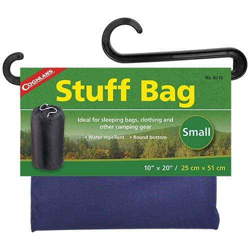 Coghlans 8210 10 Inches X 20 Inches Stuff Bag