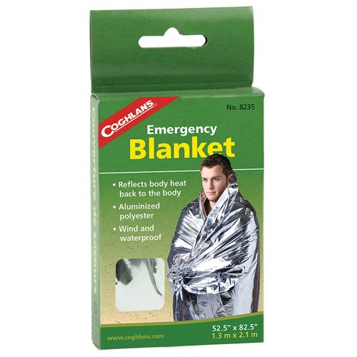 Coghlans 8235 Emergency Blanket