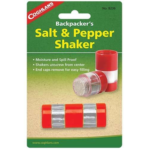 Coghlans 8236 Salt And Pepper Shaker