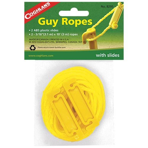 Coghlans 8295 Guy Line Kit