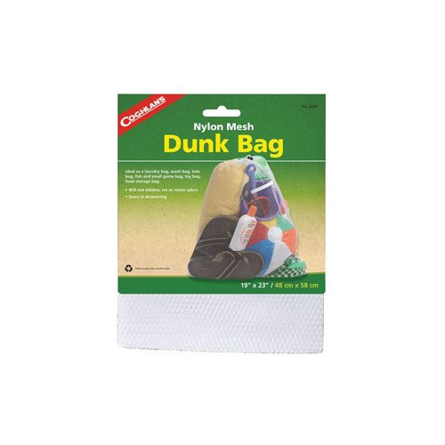 Coghlans 8319 Nylon Dunk 19 Inches X 23 Inches Bag