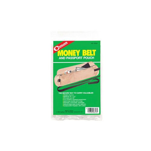 Coghlans 8343 Money Belt