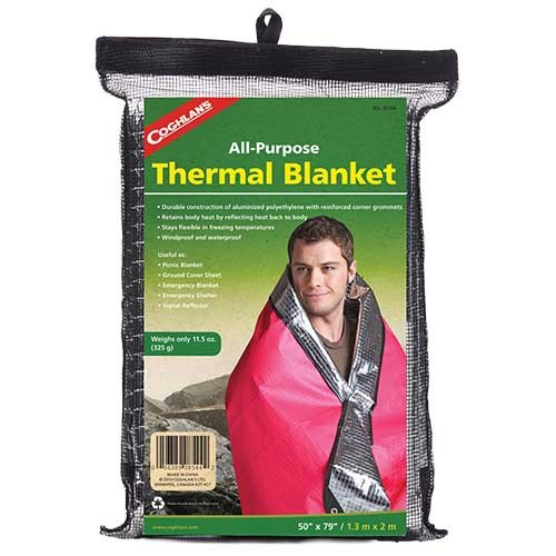 Coghlans 8544 Thermal Blanket