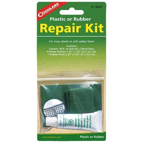Coghlans 860BP Rubber Repair Kit