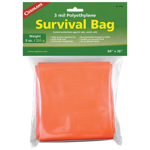 Coghlans 8765 Survival Bag