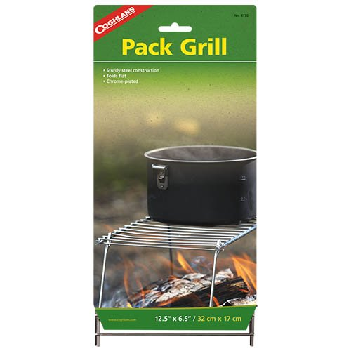 Coghlans 8770 Pack Grill