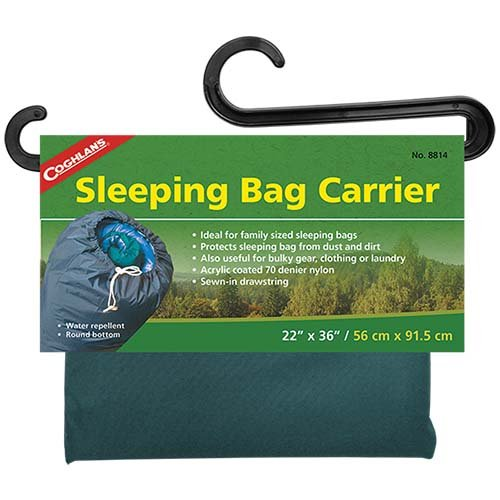 Coghlans 8814 Sleeping Bag Carrier
