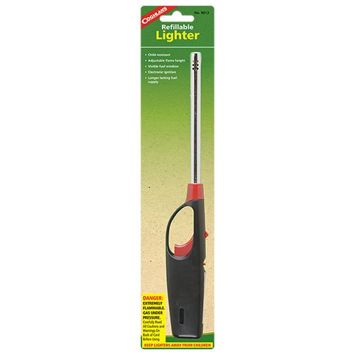Coghlans 9013 Refillable Gas Lighter