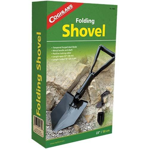 Coghlans 9065 Folding Shovel