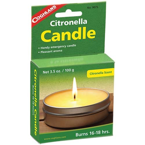 Coghlans 9075 Citronella Candle
