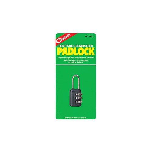 Coghlans 9255 Adjustable Padlock