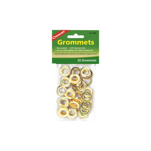 Coghlans 9298 Package Of 20 Grommets