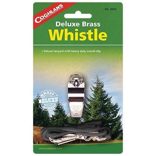 Coghlans 9425 Brass Whistle