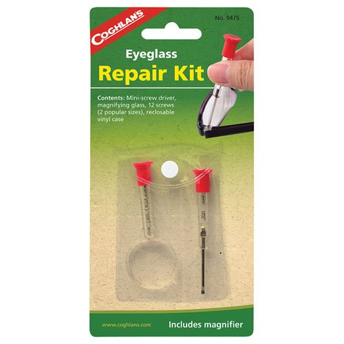 Coghlans 9475 Eyeglass Repair Kit