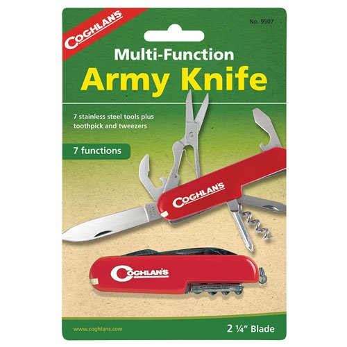Coghlans 9507 7 Function Army Knife