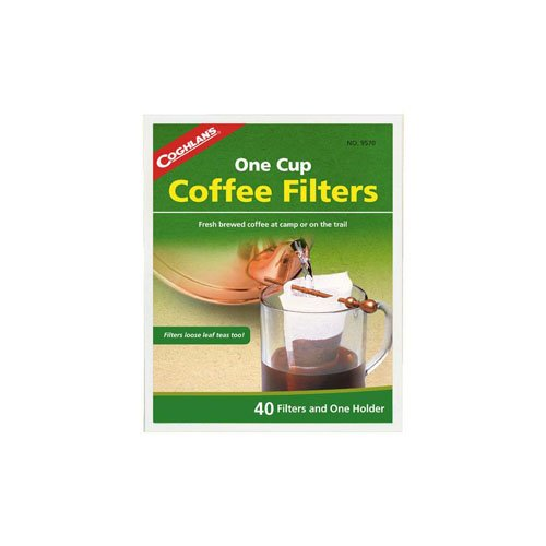 Coghlans 9570 Coffee Filters