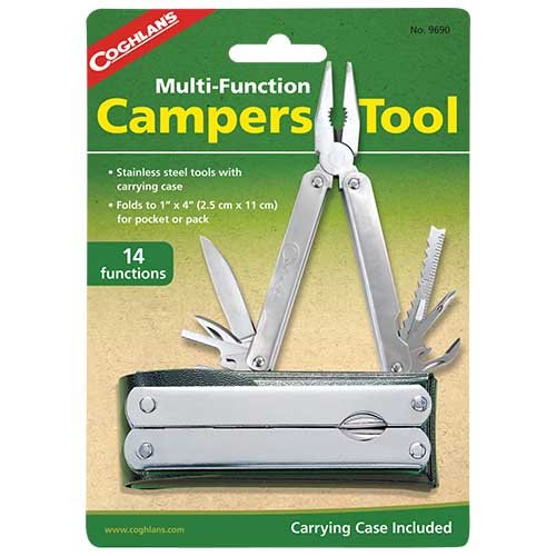 Coghlans 9690 Campers Tool