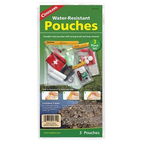 Coghlans 9710 Waterproof Pouch Set