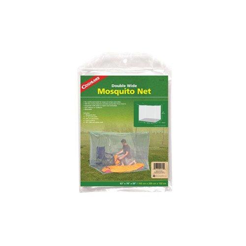 Coghlans 9760 DBL White Mosquito Net